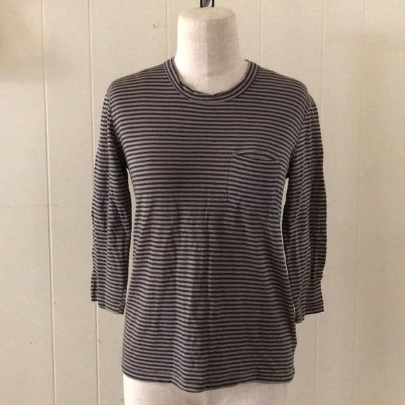 86df3da3bf17 Stateside Tops   Striped Tshirt   Poshmark